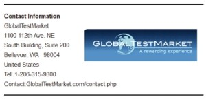 Global-Test-Market-Contact-Information