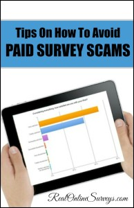 Survey scams are one of the first things that most people wonder when wanting to make money online to work from home. This is unfortunate, but I completely understand your doubts.  Don't fall for the hype and watch out for the following signs.
