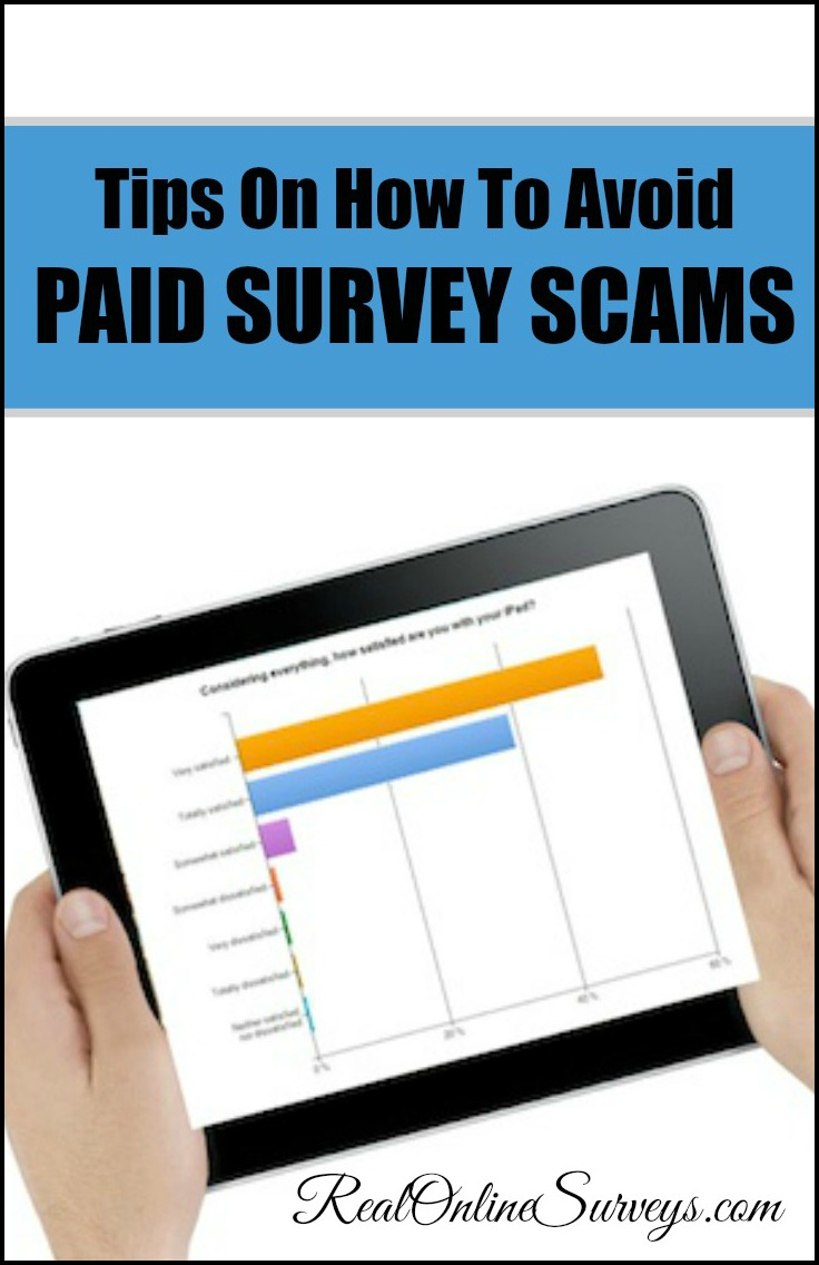 Survey scams are one of the first things that most people wonder when ...