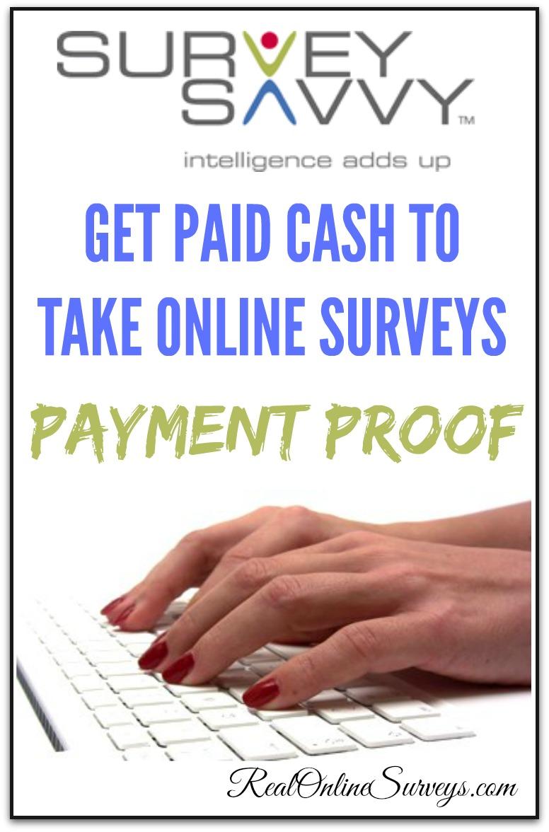 Survey Savvy Review: Legitimate Paid Survey Site (Payment Proof)