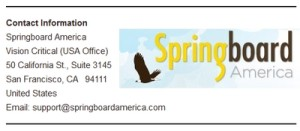 Springboard America Headquarters
