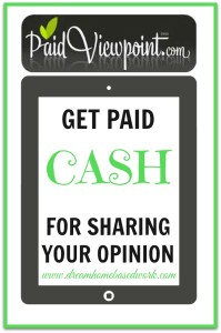 Paid Viewpoint Review: Make Money Taking Real Online Surveys
