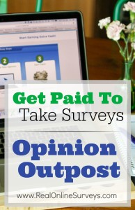 If you are currently looking for work, a stay at home mom or dad, college student or a teen wanting to make some money, Opinion Outpost may be a good avenue for making extra cash.