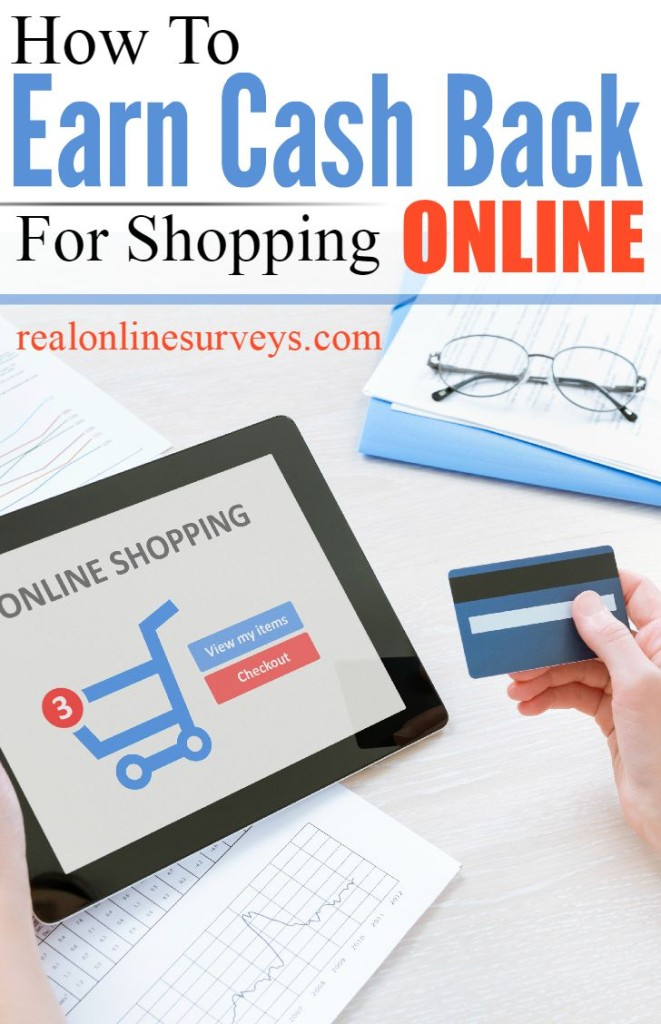 Looking for ways to earn cash for shopping online? Here you find a list of companies that will give you cash back for shopping at your favorite stores.
