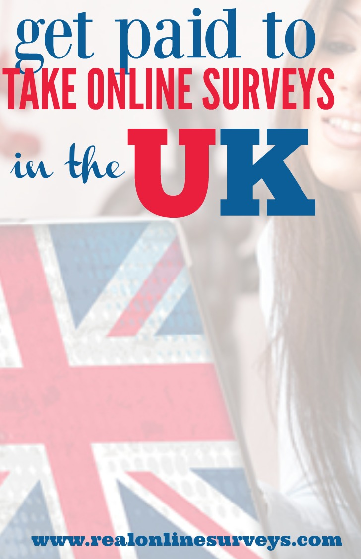 Top Paid Surveys Sites in the United Kingdom