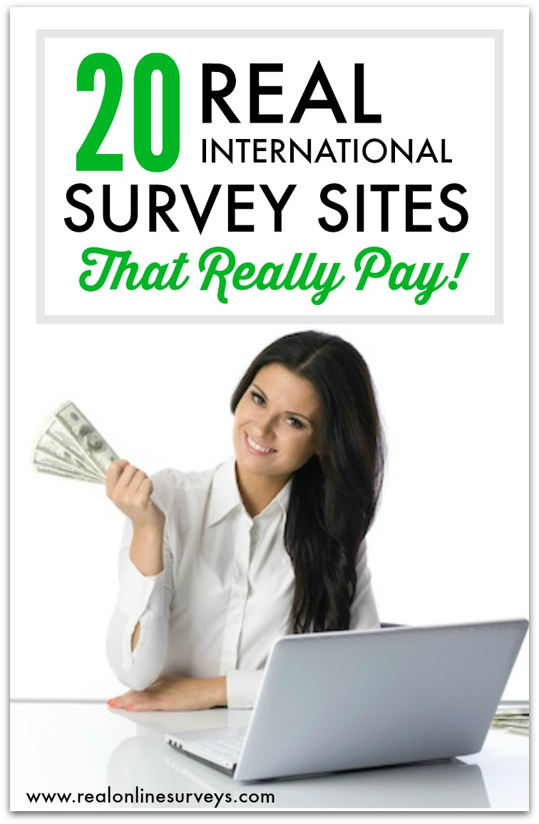 An easy way to make money is by taking paid surveys online. These 20 trustworthy sites offer online surveys available to international members.