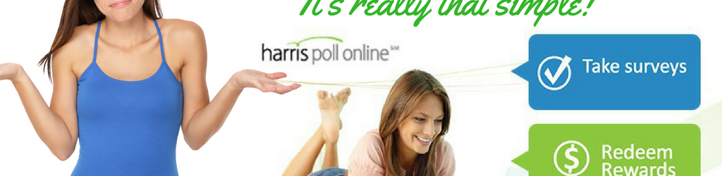 Harris Poll: Legit Survey Site Accepting US and Canadian Members
