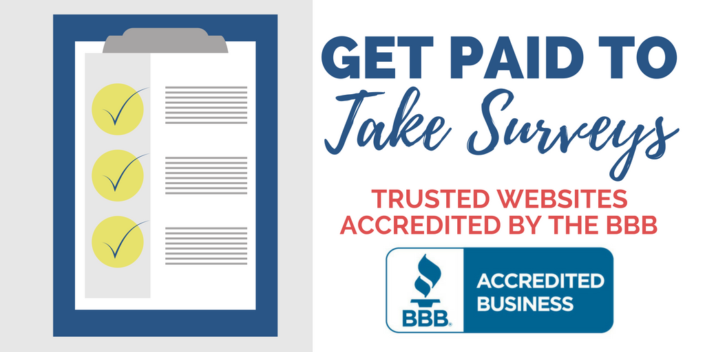 scam free survey sites accredited by the better business bureau bbb
