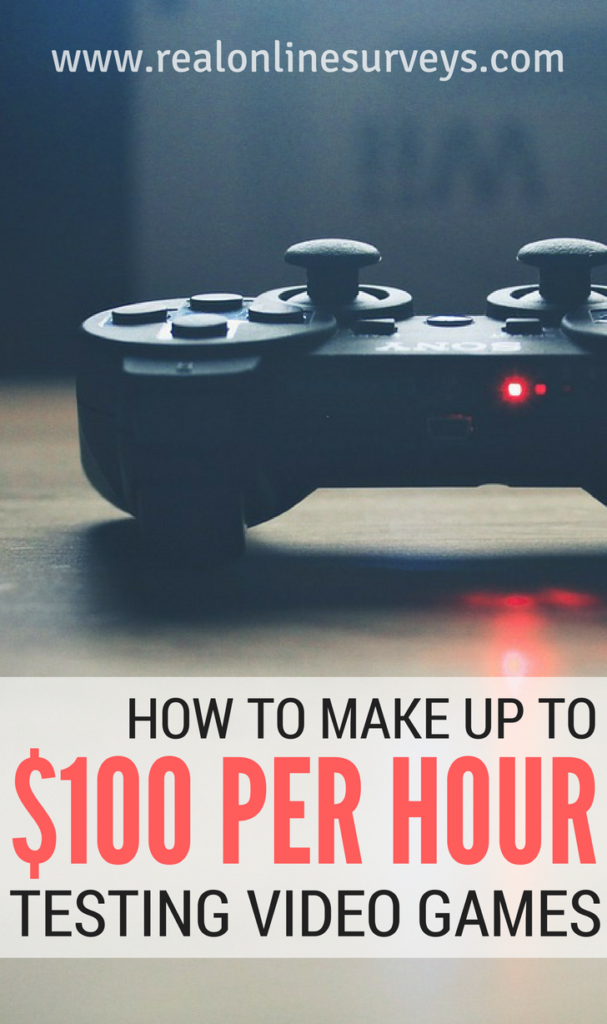 Beta Tester Jobs: Get Paid Up To $100/Hr Testing Video Games