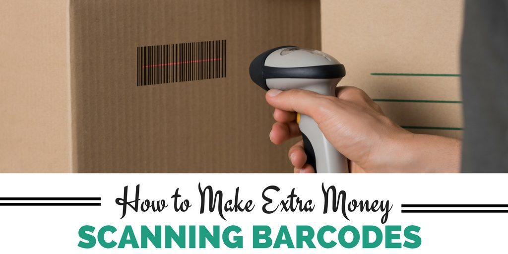 How To Earn Easy Cash by Scanning Barcodes