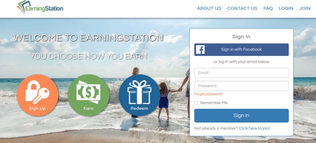Earning Station Review: Legit Survey Site or Not?